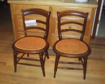 The Furniture man : Quality furniture refinishing and furniture restoration.